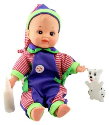 Набивной Пупс в колпачке sweet doll звук 15 см Gratwest Д3874