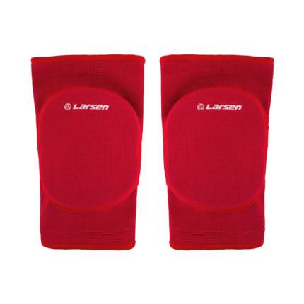 Защитные наколенники Larsen 745B красные L
