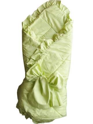 Конверт-одеяло Папитто с завязкой Салатовый 2150