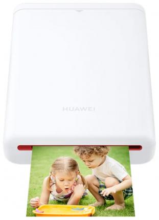 Компактный фотопринтер Huawei CV80 White