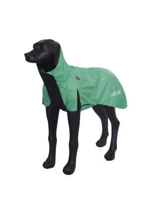 Дождевик для собак RUKKA Wave raincoat 65см изумрудный