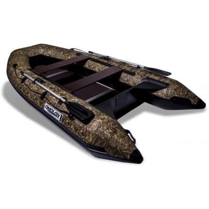 Лодка рыболовная Omolon A-340 DP камуфляж