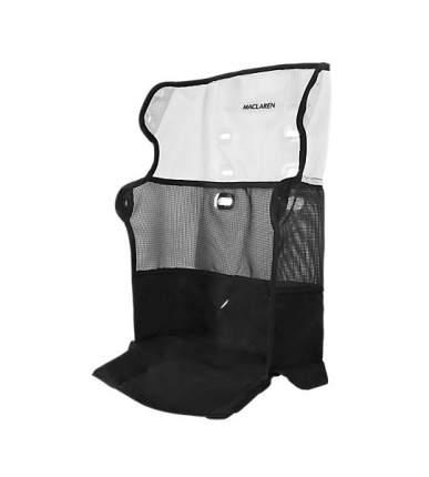 Чехол на сиденье для детской коляски Maclaren Volo Silver/Black
