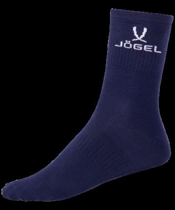 Носки Jogel JA-005, темно-синие/белые, 38-41 EU