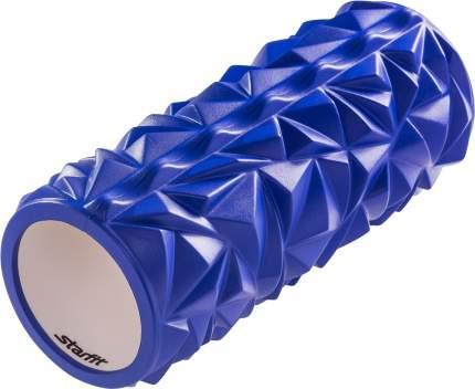 Ролик для йоги и пилатеса StarFit FA-504, синий