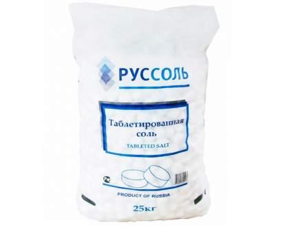 Средство для чистки бассейна Intex таблетированная соль РС-25 25 кг