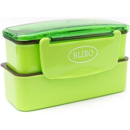 Ланч-бокс BLIRO KKP00003 Зеленый