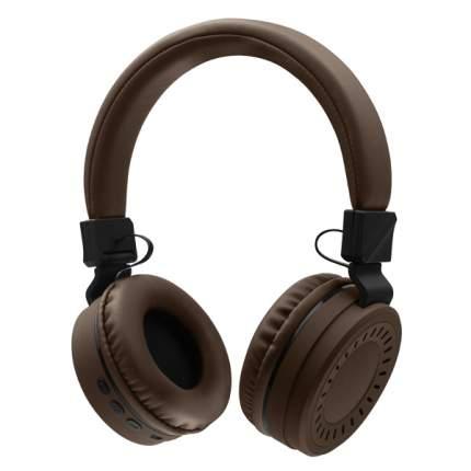 Беспроводные наушники Rombica Mysound BH-11 Brown