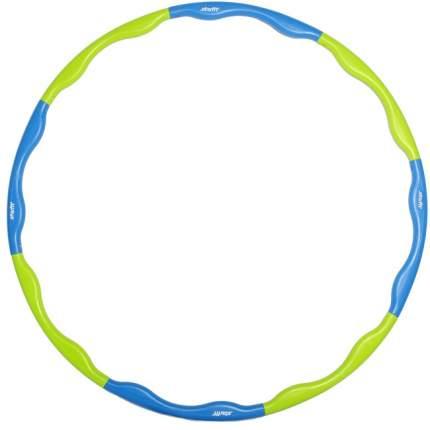 Массажный обруч StarFit HH-103 90 см голубой/зеленый