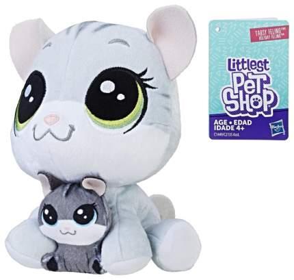 Мягкая игрушка Hasbro Littlest Pet Shop Пет и его малыш C2135EU4 в ассортименте
