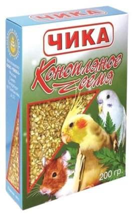 Корм для птиц Чика Конопляное семя, 200 г