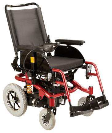 Кресло-коляска Армед ФС123С-43 с электроприводом