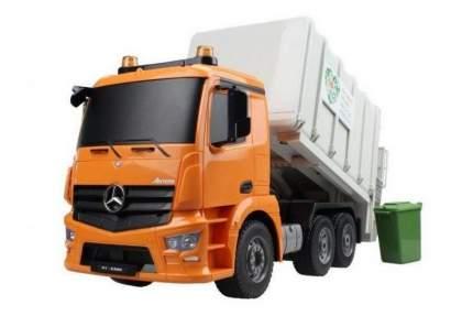 Радиоуправляемая машина мусоровоз Mercedes-Benz Actros 1:20 Double Eagle E560-003