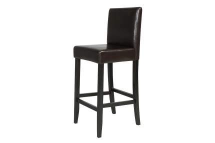 Полубарный стул Hoff Рибес, венге/коричневый