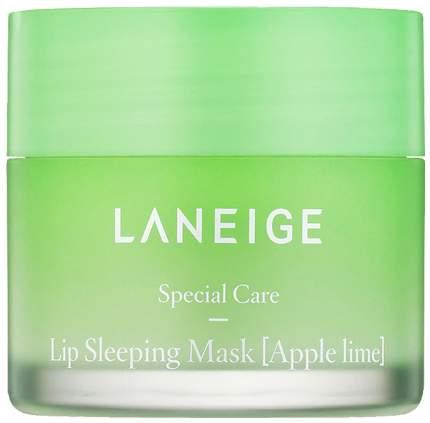 Маска для губ Laneige Special Care Lip Sleeping Mask Apple Lime 20 г