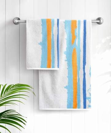 Банное полотенце Aquarelle белый