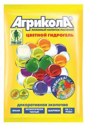 Гидрогель Агрикола Салатовый (шарики), 20 г