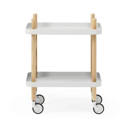 Журнальный стол Normann Copenhagen 64х40х35 см, бежевый