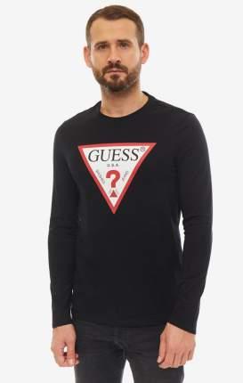 Футболка мужская Guess M93I57-K8FQ0-JBLK черная/белая/красная L