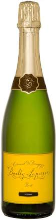 Игристое вино  Cremant De Bougogne Bailly-Lapierre Reserve Brut