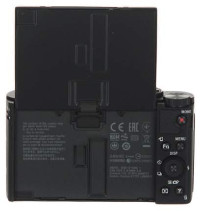 Фотоаппарат цифровой компактный Sony CyberShot HX90 Black