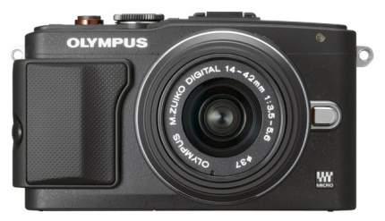 Фотоаппарат системный Olympus Pen E-PL6 14-42 Kit Black