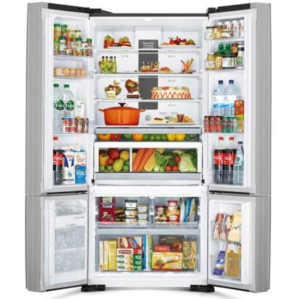 Холодильник Hitachi R-WB 732 PU5 XGR Grey
