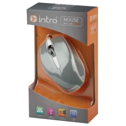 Проводная мышка Incar (Intro) MU104 Grey