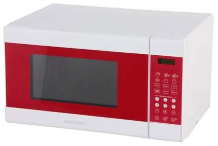 Микроволновая печь соло Oursson MD2045/RD white/red