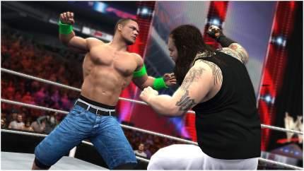 Игра WWE 2K15 для Xbox One