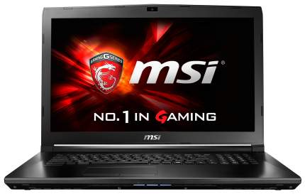 Ноутбук игровой MSI GP72 6QF-272RU