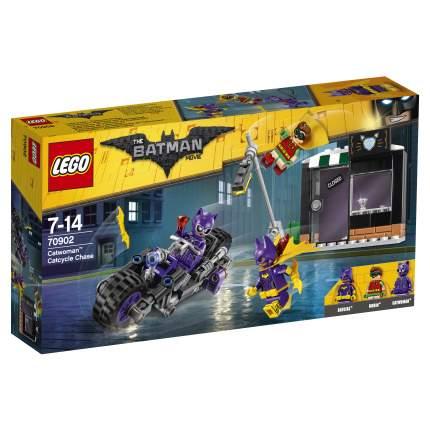 Конструктор LEGO Batman Movie Погоня за Женщиной-кошкой (70902)