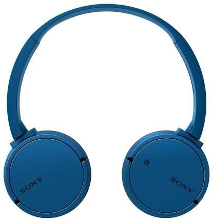 Беспроводные наушники Sony MDR-ZX220BT Blue