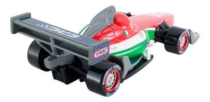 Машинка Cars Тачки карбоновые гонщики Франческо Бернулли DHM75 DHM82
