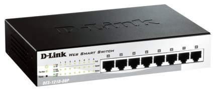 Коммутатор D-Link WebSmart DES-1210-08P/C1A/C2A
