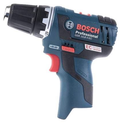 Аккумуляторная дрель-шуруповерт Bosch GSR 10,8 V-EC 06019D4002 БЕЗ АККУМУЛЯТОРА И З/У