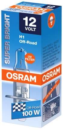 Лампа галогенная автомобильная OSRAM Н1 100W (64152SB)