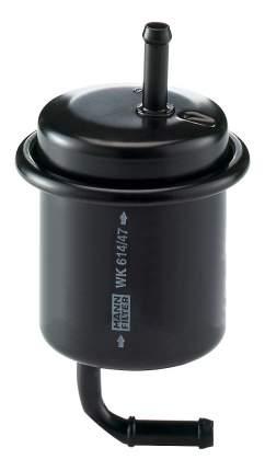 Фильтр топливный MANN-FILTER WK614/47
