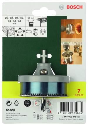 Пильная коронка для дрелей, шуруповертов Bosch 2.607.019.449