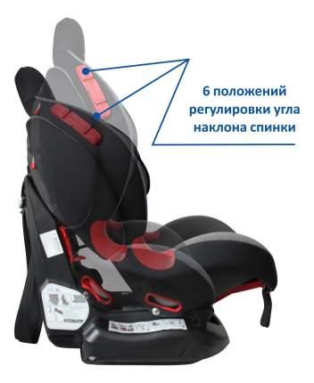 Автокресло Кокон серое 9-25 кг SIGER КРЕС0113