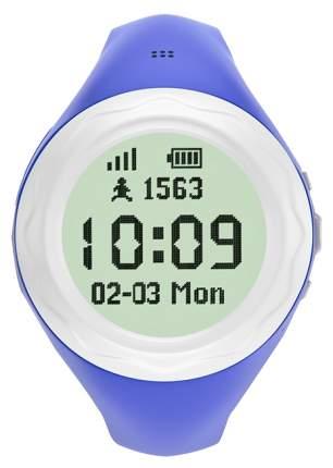 Детские смарт-часы Hiper BabyGuard Blue (BG-01BLU)
