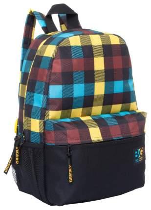 Рюкзак Grizzly RD-750-2 разноцветный/черный 14 л