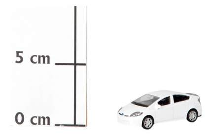 Коллекционная модель Toyota Prius RMZ City 344015 1:64