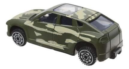Металлическая машина Military Forest Allroad 1:56 Autotime 48898
