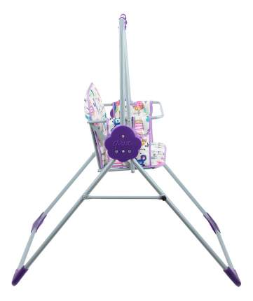 Качели детские Малыш фиолетовый Фея GL000734987