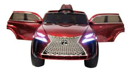 Электромобиль Lexus вишневый глянец RIVERTOYS