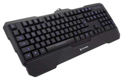 Игровая клавиатура QCYBER Technic Black (QC-03-005DV01)