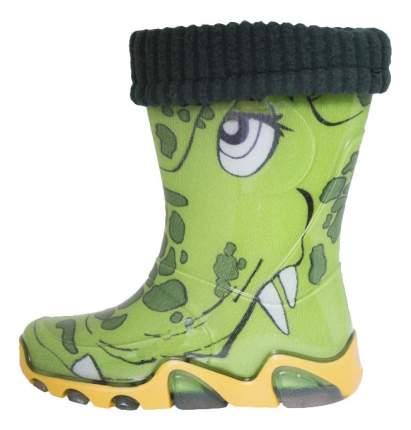 Резиновые сапоги Крокодил 28-29 размер Demar 0033