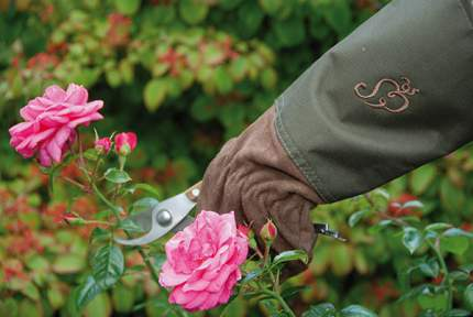 Садовые перчатки Esschert Design W2018