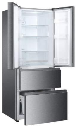 Холодильник Haier HB18FGSAAARU Silver/Grey
